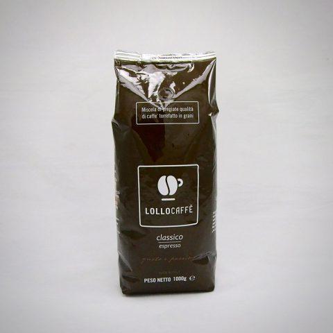Lollocaffe classico ganze Espresso Bohnen