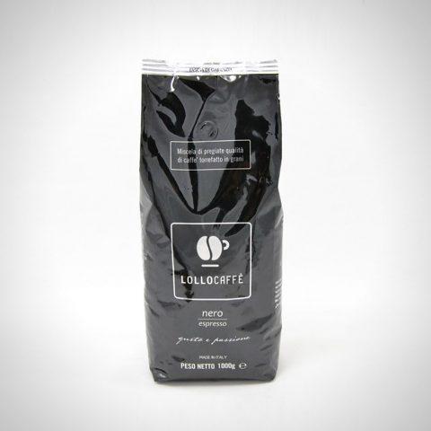 Lollocaffe nero ganze Espresso Bohnen